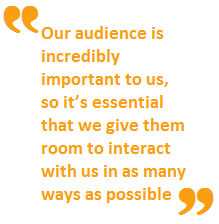 Emily O'Brien, editor-in-chief of Styloko fashion audience quote