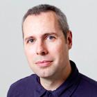 Simon Rogers portrait