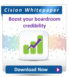 Cision Whitepaper Boost your boardroom credibility