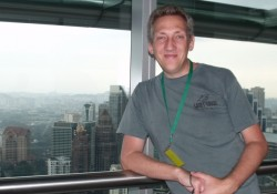 Interview with Freelance travel writer Andy Jarosz