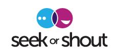 Seek or Shout wins Drupal award