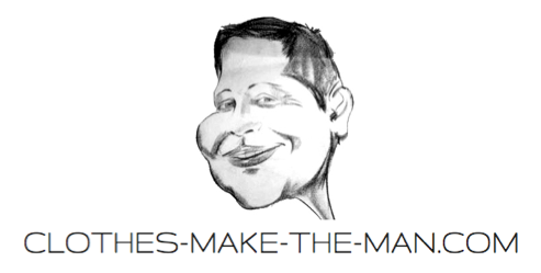 Clothes Make the Man logo