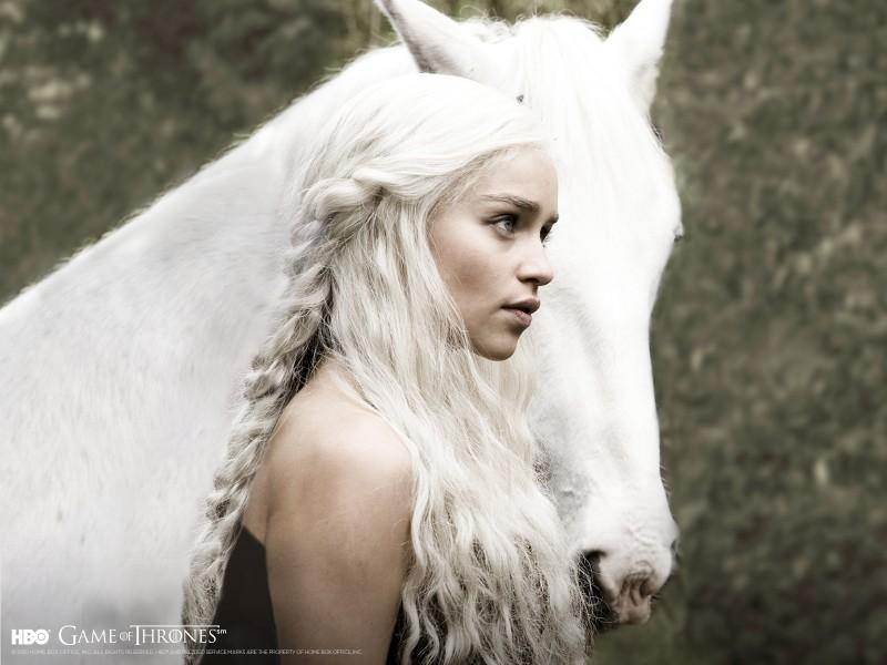 Khaleesi Queen of England