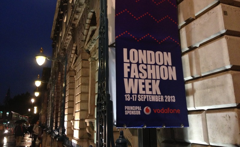 LFW at Somerset House