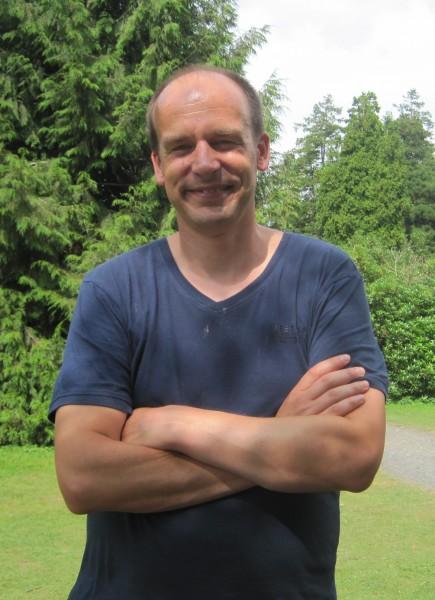 A Luxury Travel Blog author Paul Johnson