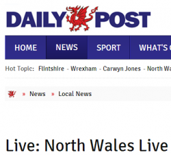 The Daily Post Website