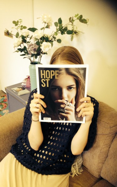 Hope Street Anette Schive Sara Hill
