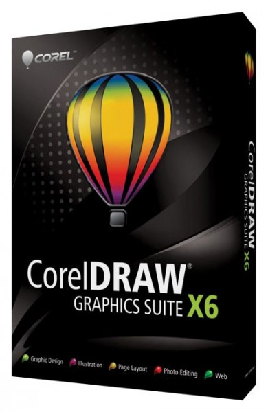 Boxshot of CorelDraw, the company's flagship product