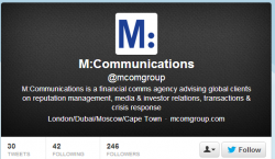 @mcomgroup via Twitter