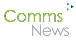 Comms News logo