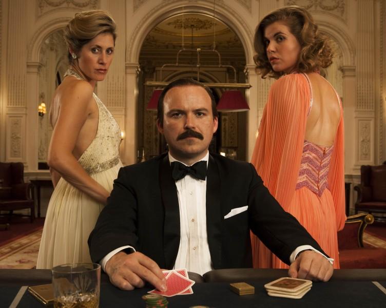 ITV's drama series, Lucan