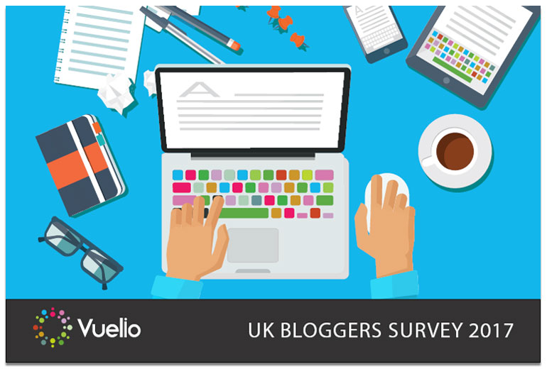 Vuelio UK Bloggers Survey 2017