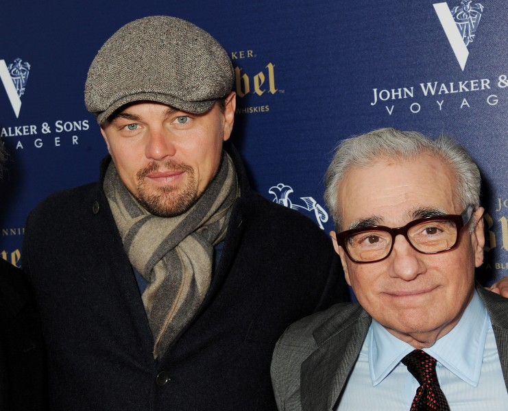 Brand Revolution PR'd this event with Leonardo DiCaprio and Martin Scorsese on the Johnnie Walker & Sons Voyager, 2013.