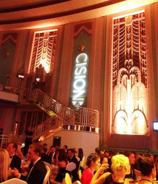 Cision, headline sponsors of the event