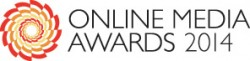 online media awards logo