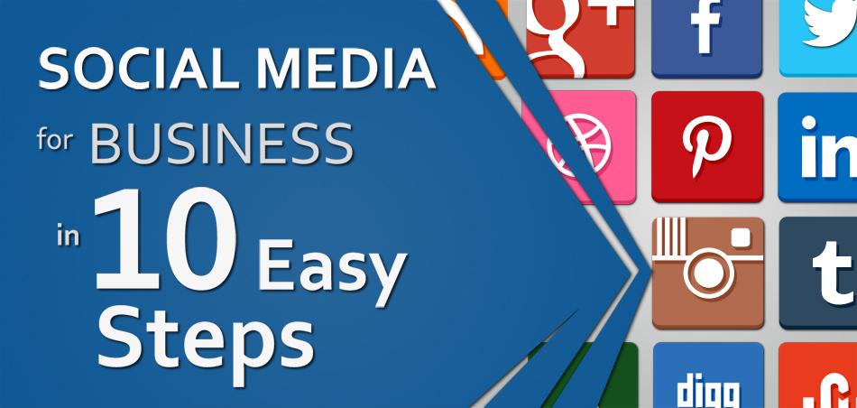 Social Media in 10 Easy Steps - Cision Whitepaper
