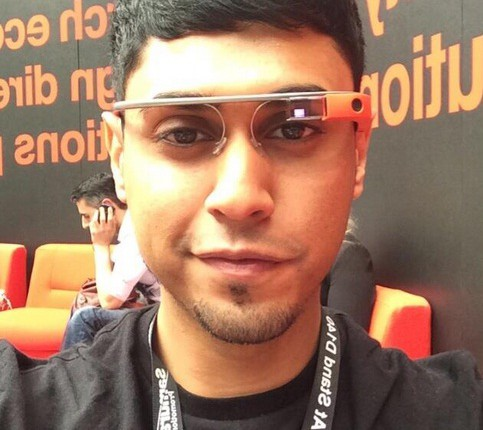 Cision's Arjun Bhundia looks to the future through Google Glass