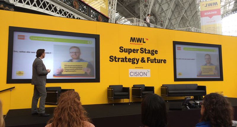 Lego's Peter Espersen on  user community engagement, open innovation and brand eco-system