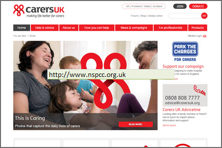 Vuelio Blog Rankings Carers UK