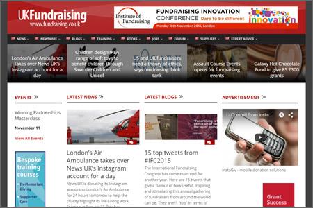 Fundraising UK