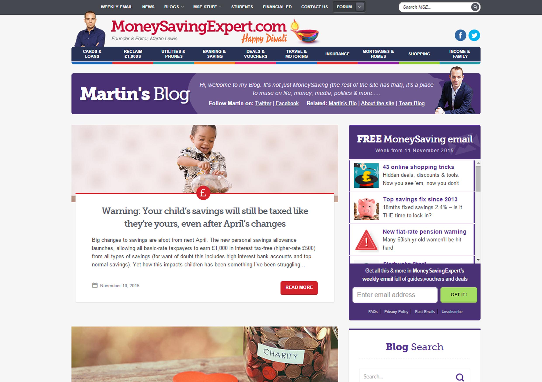 Business & Finance Blogs UK Top 10   Vuelio