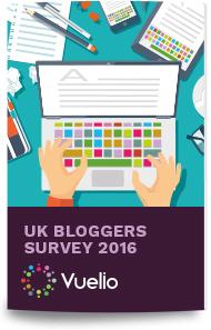UK Blogger Survey 2016