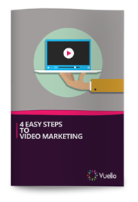 4 steps to Video Marketing