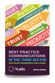Third Sector Best Practice Communications White Paper