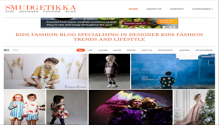 SMUDGETIKKA   Childrenu0027s Fashion And Lifestyle Blogs 2