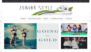 JUNIOR STYLE - Children's Fashion and Lifestyle Blogs 4