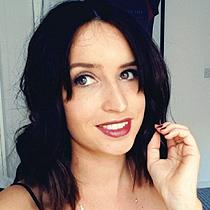 Katie Constable Vuelio Blog Awards 2017