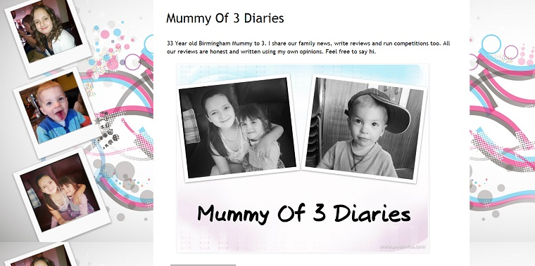 Mummyof3Diaries