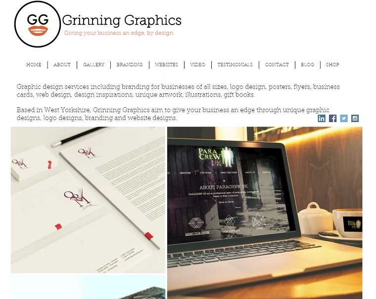 Grinning Graphics