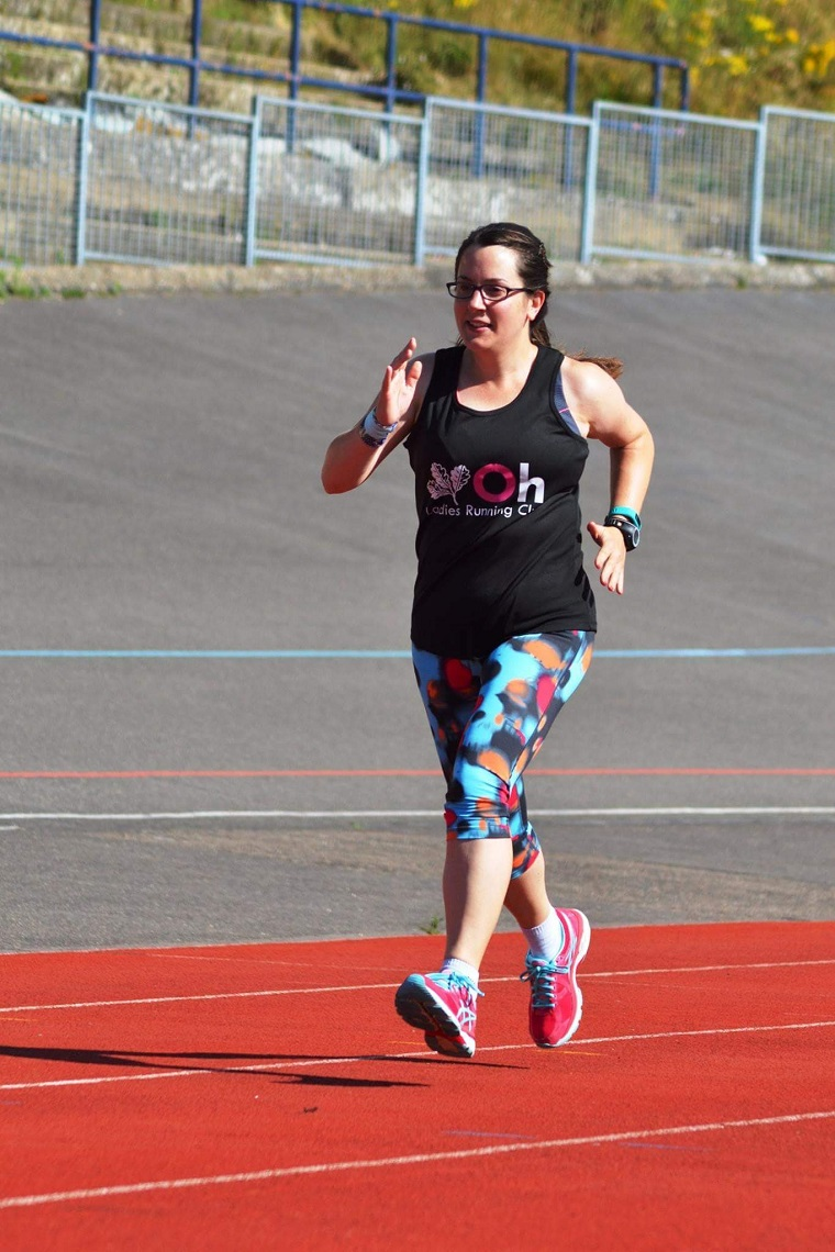 Maria Blythe, Running Cupcake