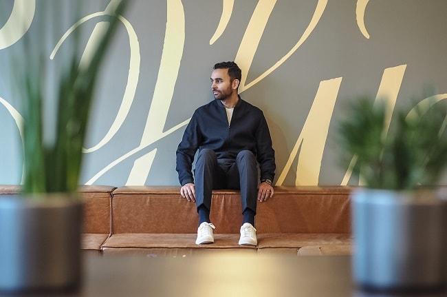 Craig Landale - Menswear Style Vuelio Spotlight