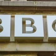 BBC Bristol logo 3D
