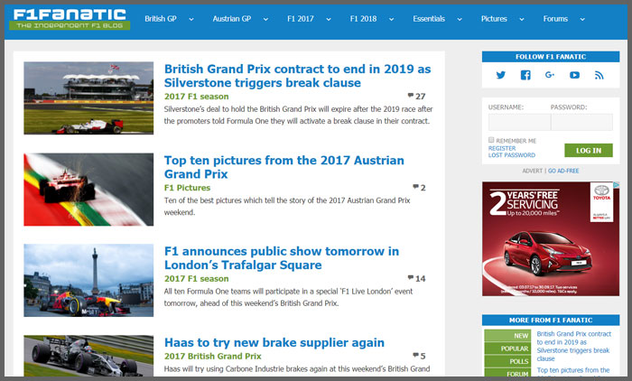 vuelio-top-50-uk-blog-ranking-f1fanatic