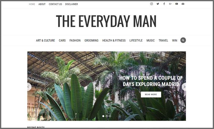The Everyday Man