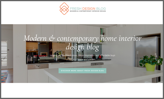 Interior Design Blog Ranking Freshdesignblog