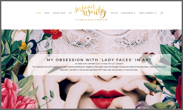 Delicieux Interior Design Blog Ranking Swoonworthy