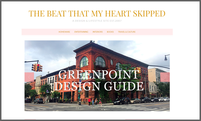Interior Design Blog Ranking Thebeatthatmyheartskipped