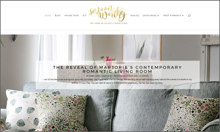 2017 bloggers shortlist vuelio blog awards vuelio for Best diy interior design blogs