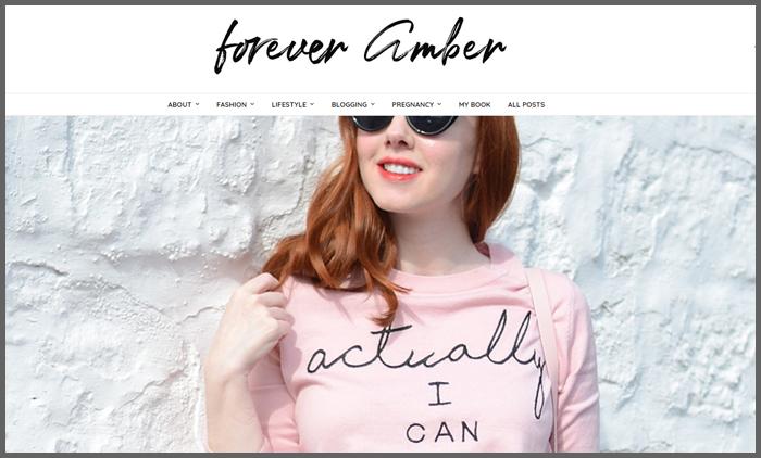 womens-fashion-blog-ranking-foreveramber