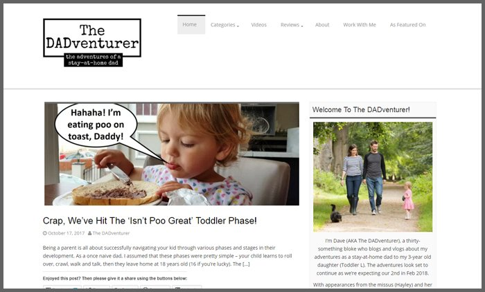 vuelio-top-10-parenting-blog-ranking-thedadventurer