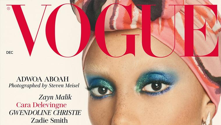 British Vogue December