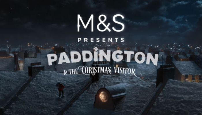 Marks and Spencer Christmas ad 2017