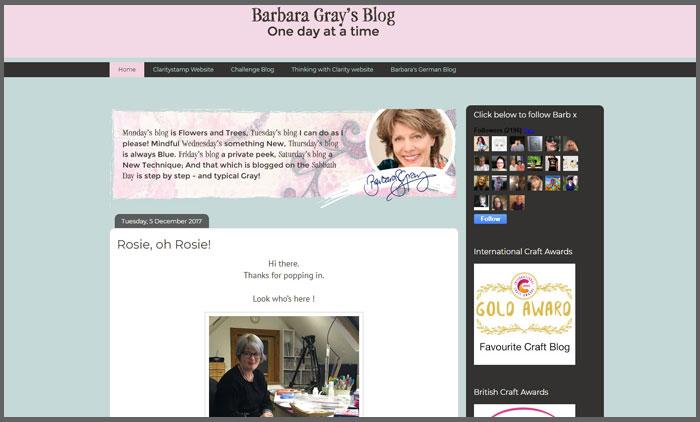 barbara-gray-blog-vuelio-top-10-craft-blogs