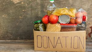 charity food donation