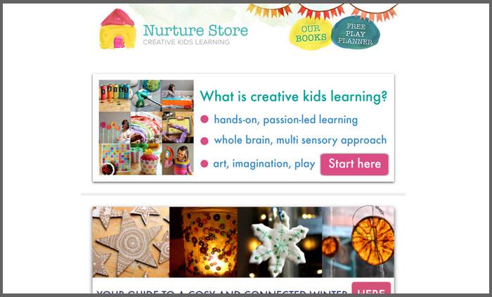 nurture-store-vuelio-top-10-craft-blogs