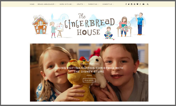 the-gingerbread-house-vuelio-top-10-craft-blogs